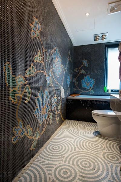 Tranh Mosaic Trang Tri Phong Tam Lg