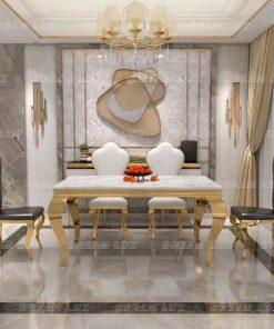 bàn ăn luxury 01