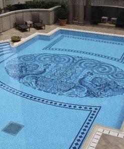 Gạch Bể Bơi 010