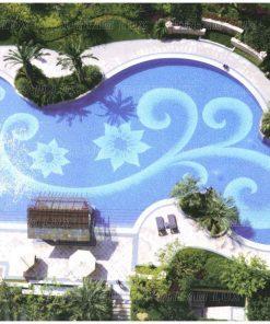 Gạch Bể Bơi 015