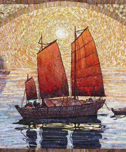 Tranh Su Phong Thuy 20